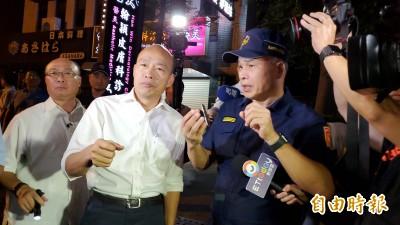 韓國瑜失言惹議一卡車 他看不下去「幫上常識課」