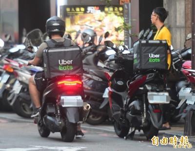 外送員遇死亡車禍 Uber研擬加保商業保險