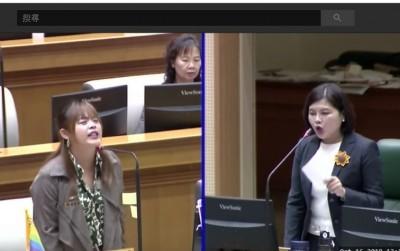 帶職參選立委挨批 雲林副縣長謝淑亞說話了