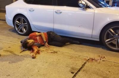 民陣岑子杰遇襲列「傷人」案處理 港警:強烈譴責暴力
