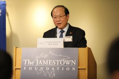 國安局副局長︰北京利用親中媒體與台灣網紅替中共打文宣戰