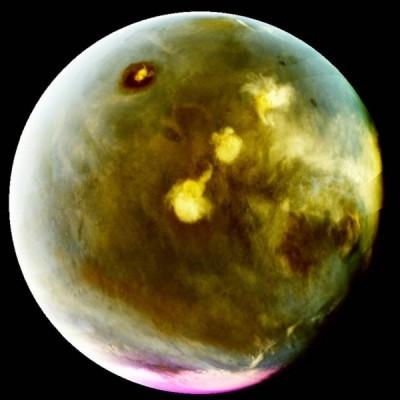 曝政府埋藏40年真相 NASA前首席研究員:火星上有生命