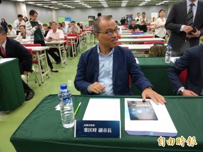 臉書酸記者國文差、名嘴卑賤 葉匡時:來高雄9個月的心情