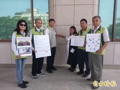 民進黨提告涉違反兩岸條例 林國慶:惡劣選舉手法