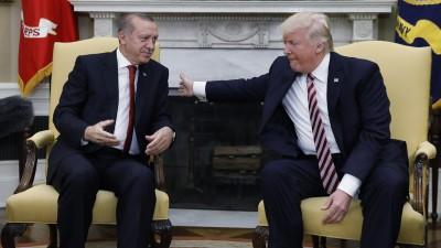 川普致信警告土耳其總統 「別當硬漢、勿做傻瓜」