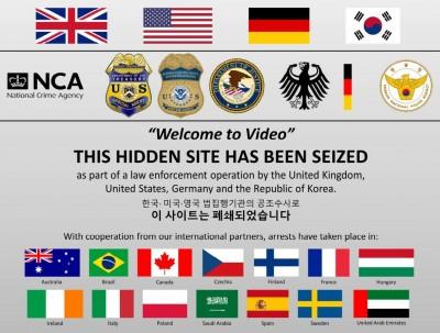 顫慄!韓國破獲兒童色情暗網 全球338名戀童癖落網