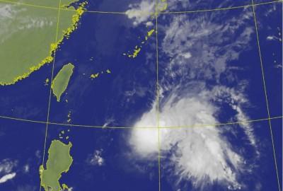 菲東熱帶低壓恐成20號颱「浣熊」 東半部週末留意雨勢