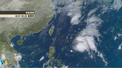 苗栗、新北今晨低溫下探18度 週末到下週北台灣仍偏濕涼