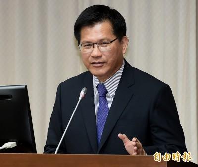韓國瑜喊話讓高鐵南延歸零 林佳龍:不要見樹不見林