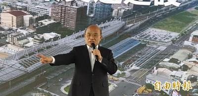 決策嚇人!政院反擊韓國瑜高鐵南延把屏東當「盲腸縣」