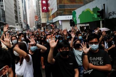 港人20日九龍遊行遭警方反對!民陣:已提出上訴