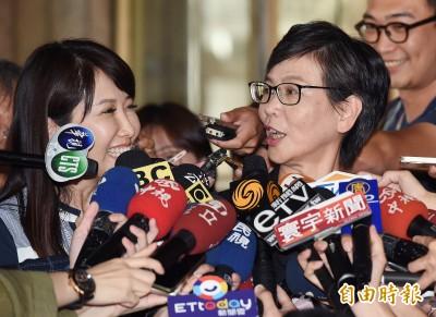 蔡壁如爆:郭台銘想進入民眾黨不分區名單 但卡在入黨問題
