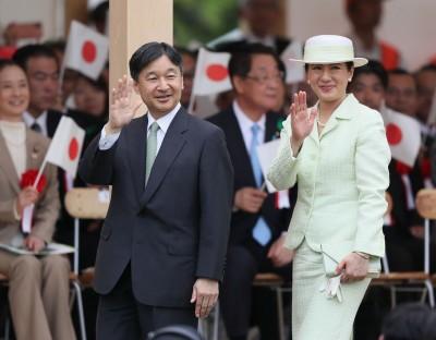 德仁天皇22日行即位禮 日本政府「恩赦」55萬人