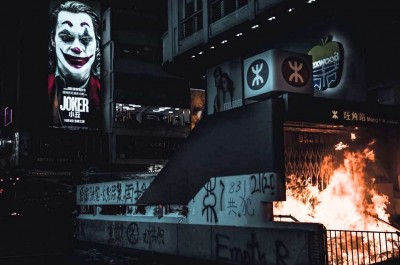 《小丑》在香港引共鳴! 這些台詞港人想對政府說...