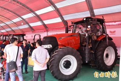 全國最大規模農機展 這些農機資材最受歡迎