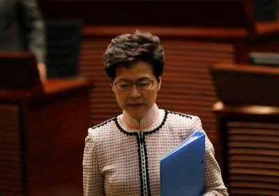 港民斥林鄭月娥包庇暴警 嗆「警察就是香港法治最大威脅」