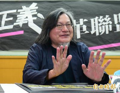 林洲民拒列不分區 時代力量:希望延攬社會有公信力先進