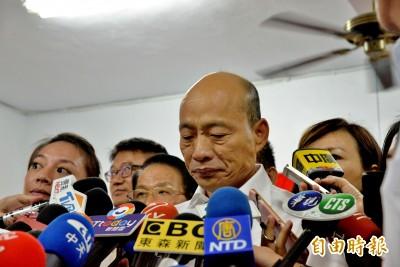 韓國瑜不去美面試韓粉護航「仁者無敵」 劉寶傑聞言驚呆