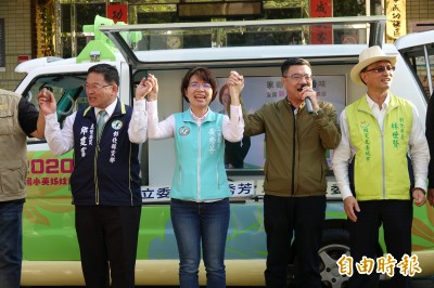 韓國瑜推「觀光立國」 卓榮泰回嗆:先做摩天輪再說!
