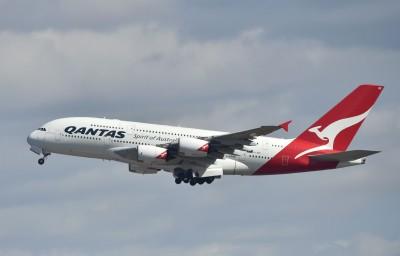 起飛了!世界最長航班從紐約飛到雪梨 需19小時30分鐘