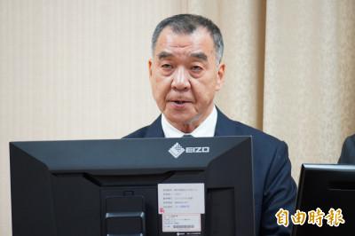 韓國瑜遭丟雞蛋 國安局長:反對不理性動作
