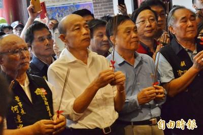 陸委會拒陳同佳來台投案 韓國瑜罵民進黨政府腦袋壞掉