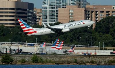 驚!美國航空班機迫降都柏林 因乘客遭化學物質「灼眼」