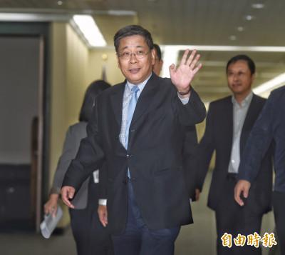 李文輝訪柯 北市府:經陸委會審核、不接受採訪、不談政治
