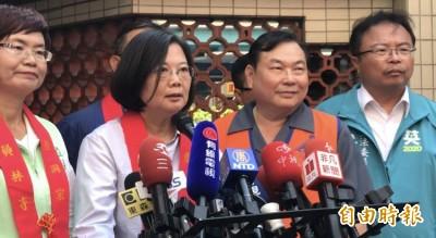 台灣從沒放棄司法管轄權 總統︰國人應思考香港為何放棄