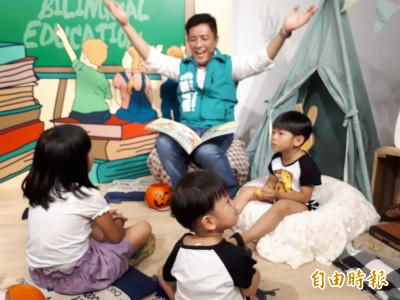 鄭宏輝有信心爭取竹市成為雙語教育示範城市