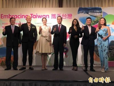 看見新南向!菲越印泰熱門電視台 11月播出台灣特集