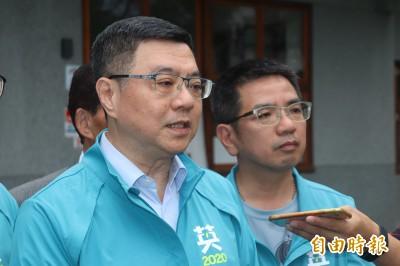 雲林副議長蘇俊豪退黨 卓榮泰:希望他打消念頭一起努力