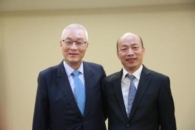 國民黨不分區立委將提名 傳吳敦義列入安全名單