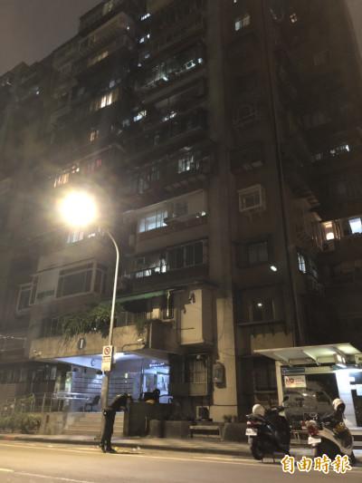 快訊】北市驚傳幼童墜樓意外 疑自11樓墜落命危送醫