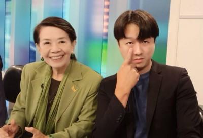 鄭佩芬為何被快速開鍘?管仁健:她說破國民黨中央心事