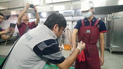 台南新市國中疑食物中毒 236師生嘔吐、腹瀉