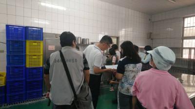 新市國中疑食物中毒236師生不適 衛局籲食品業者遵守五要原則