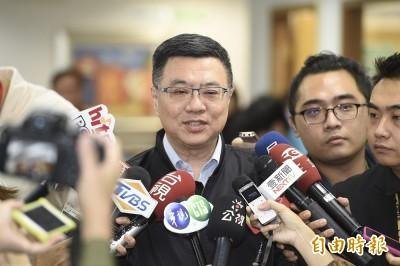 民進黨不分區立委提名 卓榮泰︰有3原則