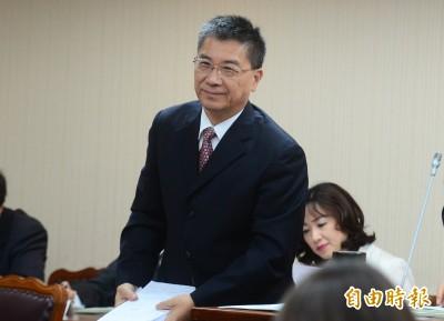 影音》徐國勇:未拒絕陳同佳入境、要臨櫃申請簽證