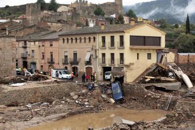 南歐暴雨洪災 西班牙、義大利3死4失蹤