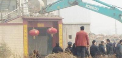北京又爆非法拆遷 3000戶「中端人口」受害、損失百億