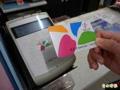 悠遊卡繳戶政規費比例低 藍世聰︰今年平均應可達3成