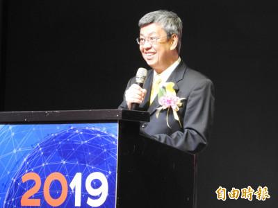 陳建仁:持續推動認識接納LGBTI族群的教育
