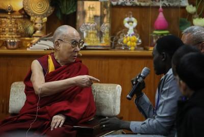 要求中國停止消滅藏人文化 達賴喇嘛:不尋求西藏獨立