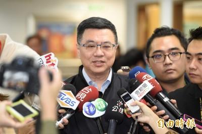 卓榮泰:民進黨立委單獨過半「可能性已達到」