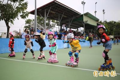 爭亞洲龍頭 屏東縣政府斥資3.7億蓋國際級溜冰場
