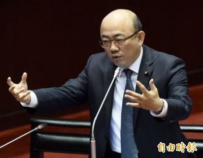 上偏藍電視台錄節目 綠委爆:5個來賓不知怎幫韓國瑜辯護