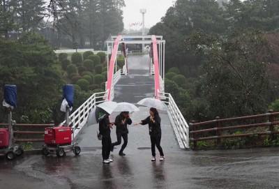 日本千葉恐怖暴雨!半天就下了一個月雨量