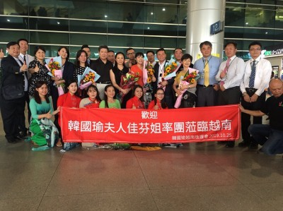李佳芬訪越南台商:台灣政治人物若不好好做事 對不起大家