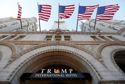 面對輿論累了? 川普國際飯店開價152億元出售